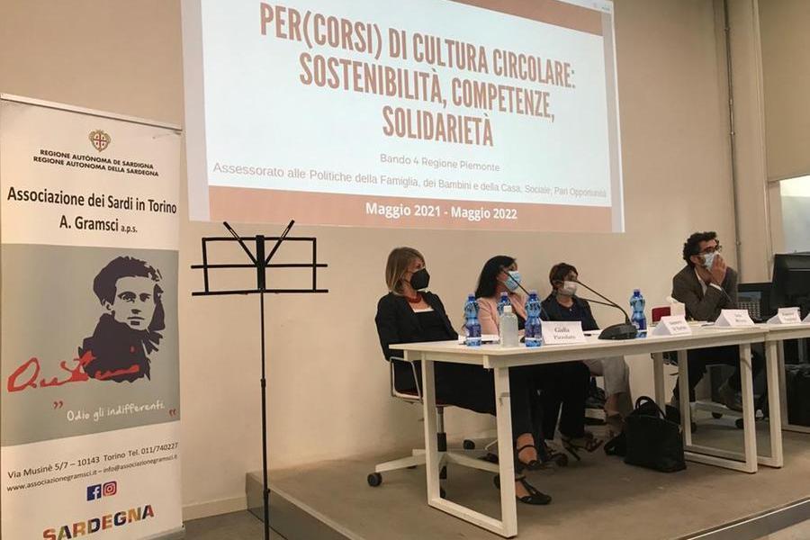 """""""Per(corsi) di cultura circolare"""", il progetto promosso a Torino dall'associazione """"Gramsci"""""""