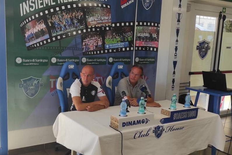 Giacomo Baioni e Federico Pasquini (foto Marras)