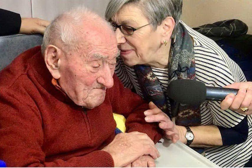 È morto l'uomo più anziano d'Italia: aveva 110 anni