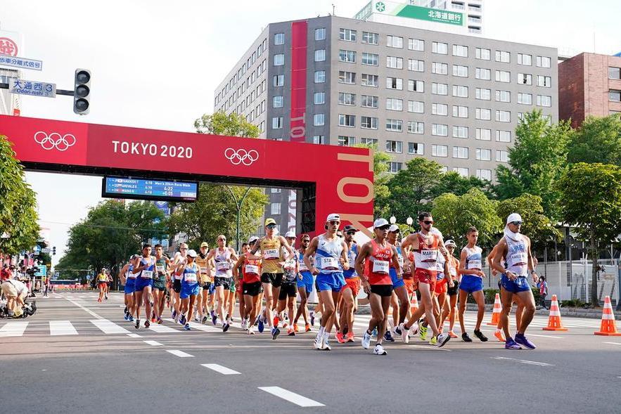 Il medagliere azzurro sempre più ricco: Stano oro nella marcia, Rizza argento (canoa) e Paltrinieri bronzo (nuoto di fondo)