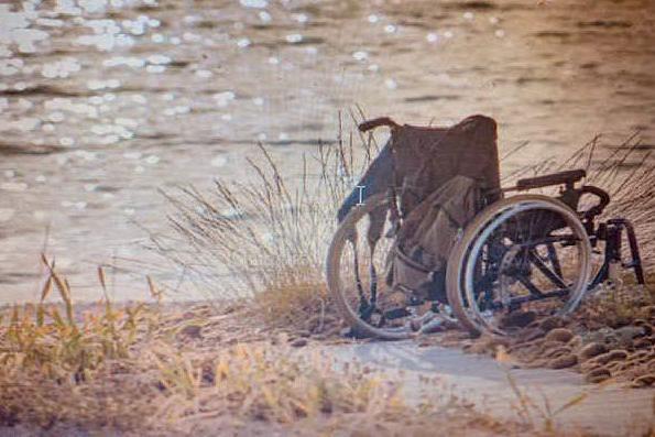 Arborea, il sogno di una spiaggia senza barriere per i disabili
