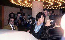 Stallone alla cerimonia degli Oscar