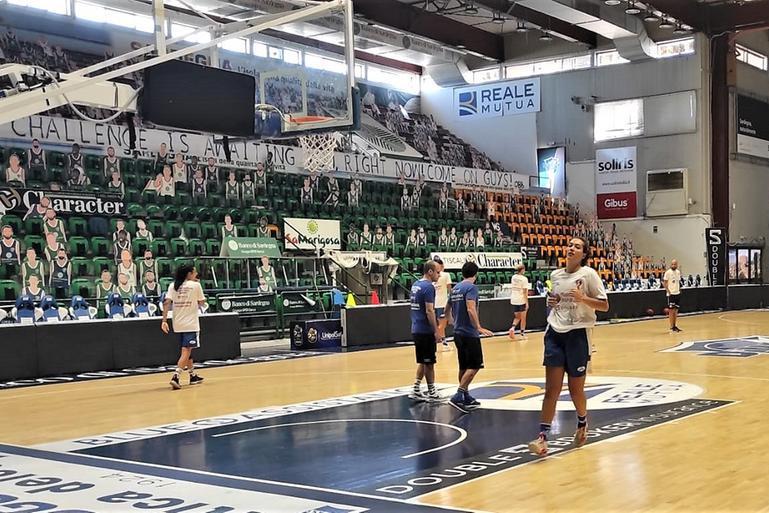 Basket femminile: niente inizio casalingo per la Dinamo contro il Costa Masnaga