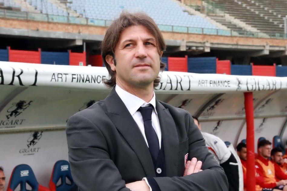 """Calcio, Rastelli: """"Il Cagliari a Bari per vincere"""""""