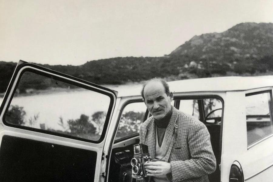 Il fotografo che raccontò la nascita della Costa Smeralda