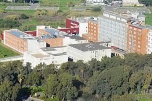 L'ospedale San Martino di Oristano