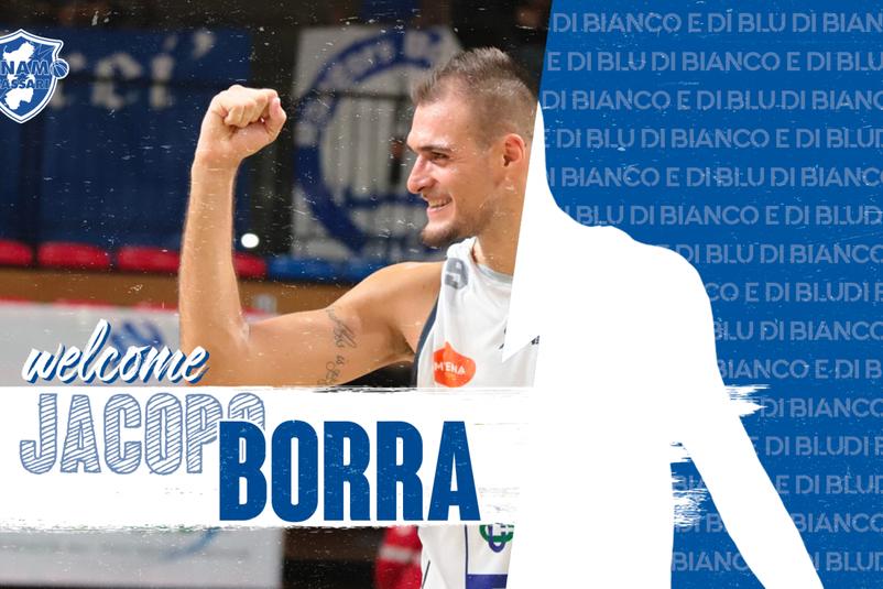 Jacopo Borra, nuovo acquisto Dinamo (foto concessa da ufficio stampa)