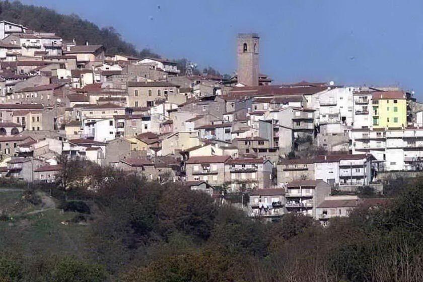 Gavoi (archivio L'Unione Sarda)
