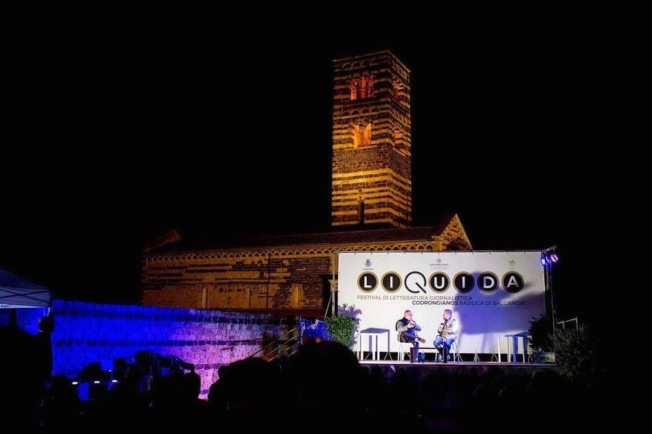 Un'immagine della prima edizione del festival Liquida (foto concessa)