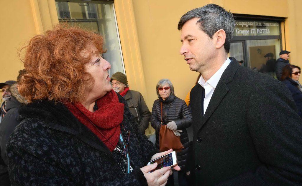 L'ex ministro della Giustizia Andrea Orlando