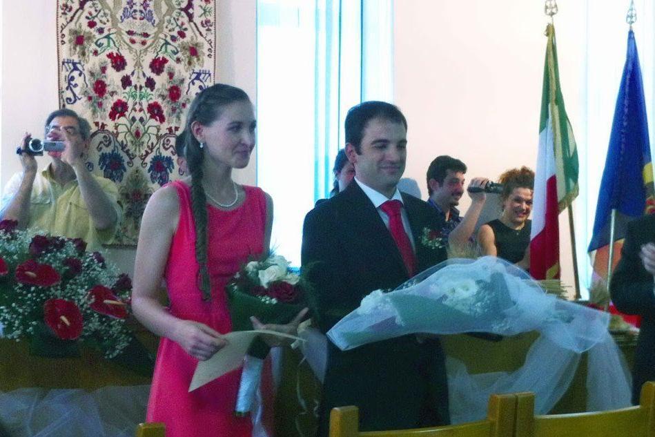 Il matrimonio a Mogoro