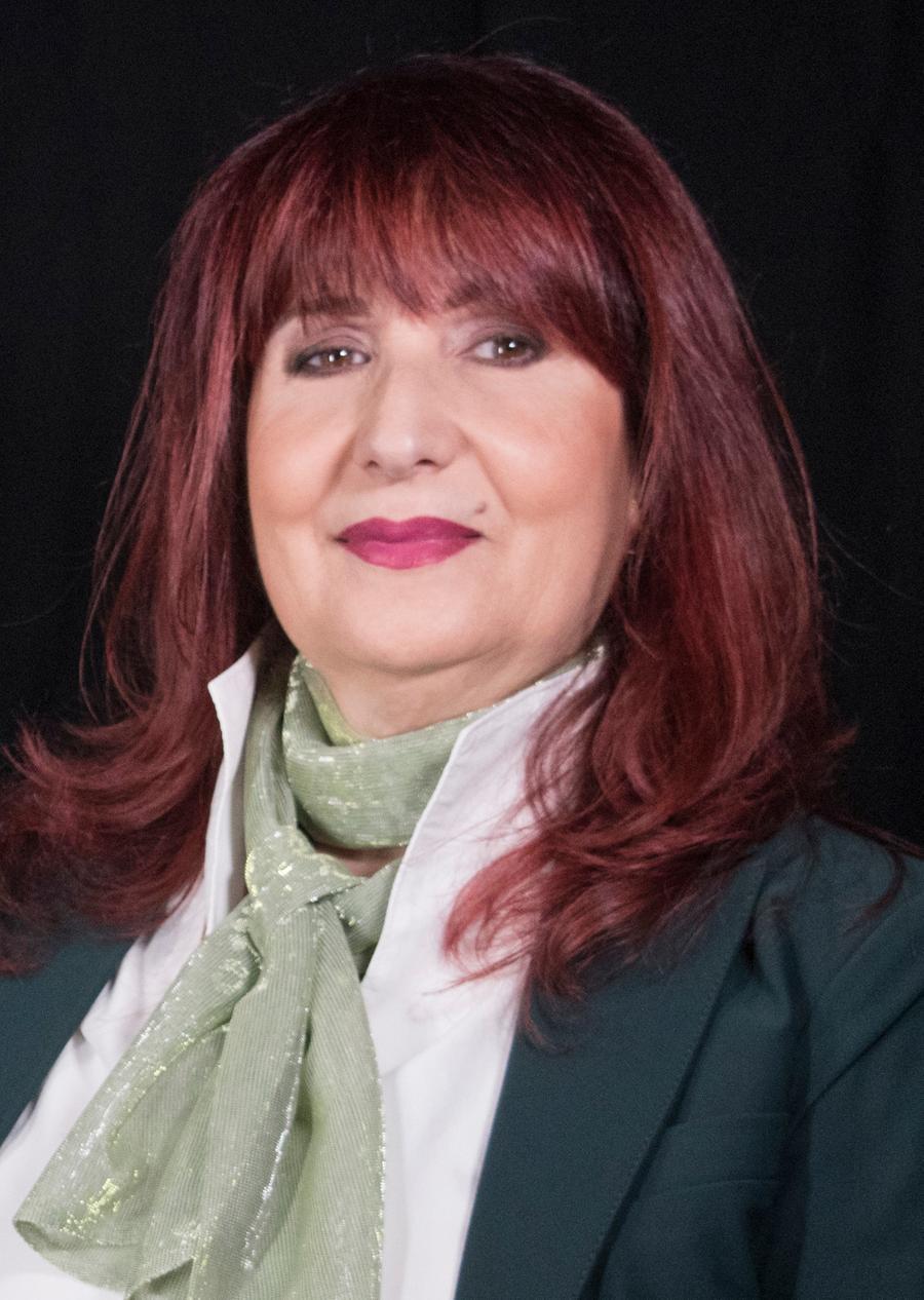 Anna Maria Di Romano, 62 anni, a capo della civica Esperienza e Professionalità, Di Romano Sindaco\u00A0(foto Farris)