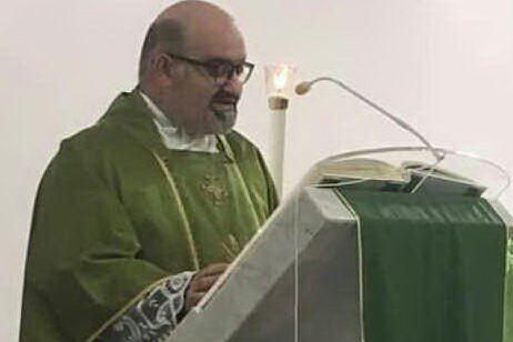 Carbonia, si insedia il nuovo parroco di San Ponziano