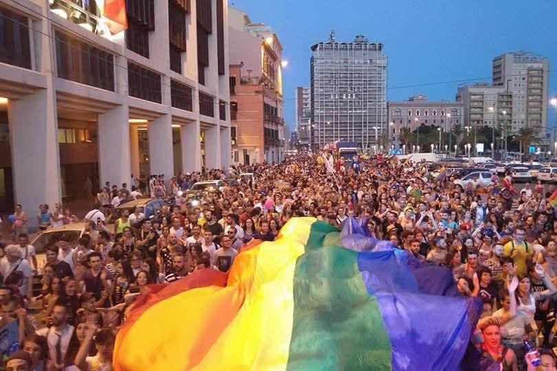 Cagliari, la conferenza stampa sul Sardegna Pride