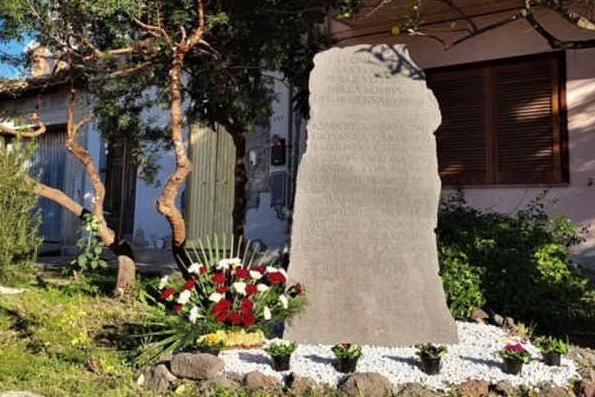 San Vero Milis, cerimonia nel ricordo della tragedia del 16 gennaio del 1946
