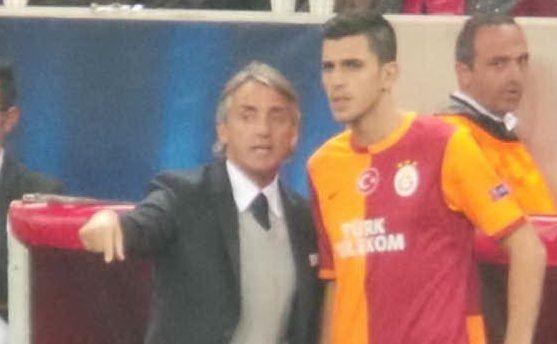 Mancini e Gulselam al Galatasaray