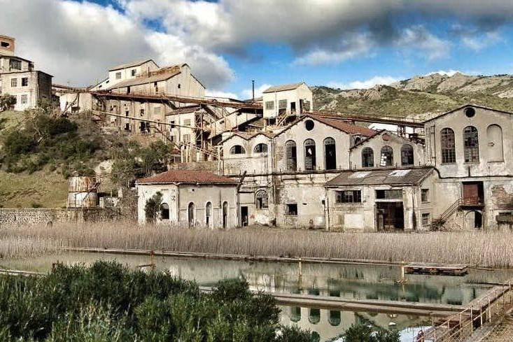 La miniera di Montevecchio ospita l'edizione 2017 delle Giornate Europee del Patrimonio