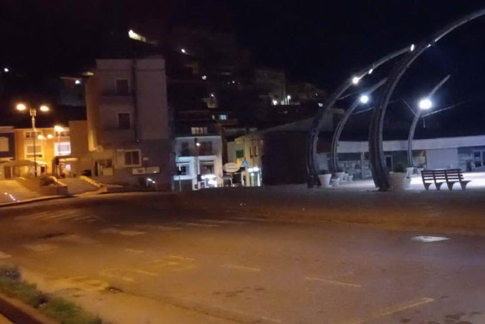Il centro di Castelsardo ( foto Tellini)