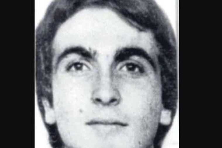 Una foto segnaletica dell'ex brigatista Maurizio Di Marzio (Ansa)