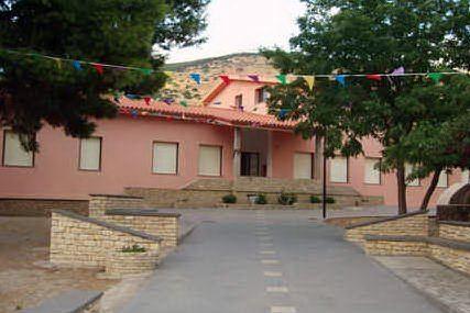 Il centro sociale di Genuri (L'Unione Sarda - Pintori)