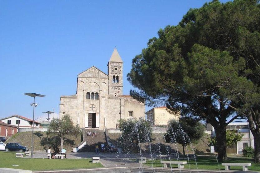 Santa Giusta (Archivio L'Unione Sarda)
