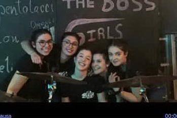 """""""The Boss Girls"""""""" vincono la quarta edizione del concorso """"Bullo da palcoscenico"""""""
