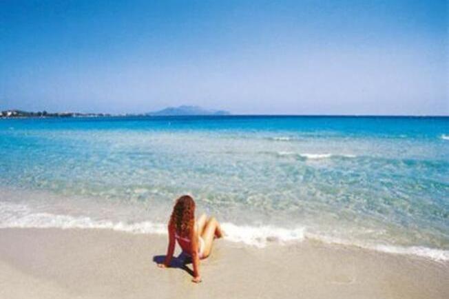 la spiaggia di Pittulongu (archivio L'Unione Sarda)