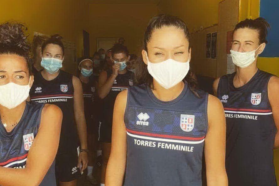 Calcio donne: la Torres supera il Caprera 2-0 nel primo turno di Coppa Italia