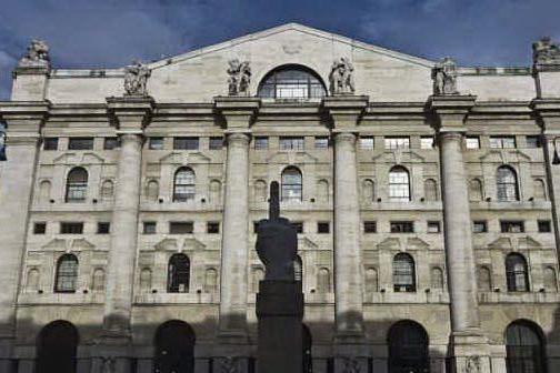 Borse europee negative, Piazza Affari chiude a -0,58%