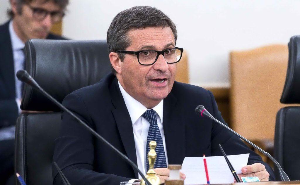 David Ermini, vicepresidente del Csm (Ansa)