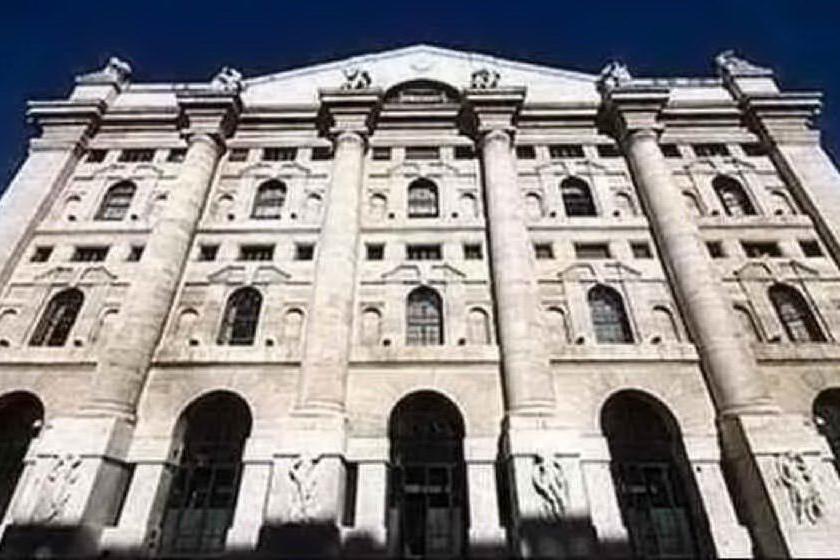 Borsa (Archivio L'Unione Sarda)