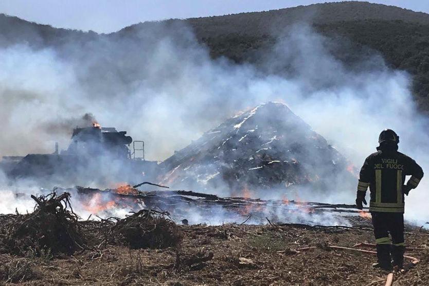 Roghi in Sardegna: fiamme e inerzia programmatica