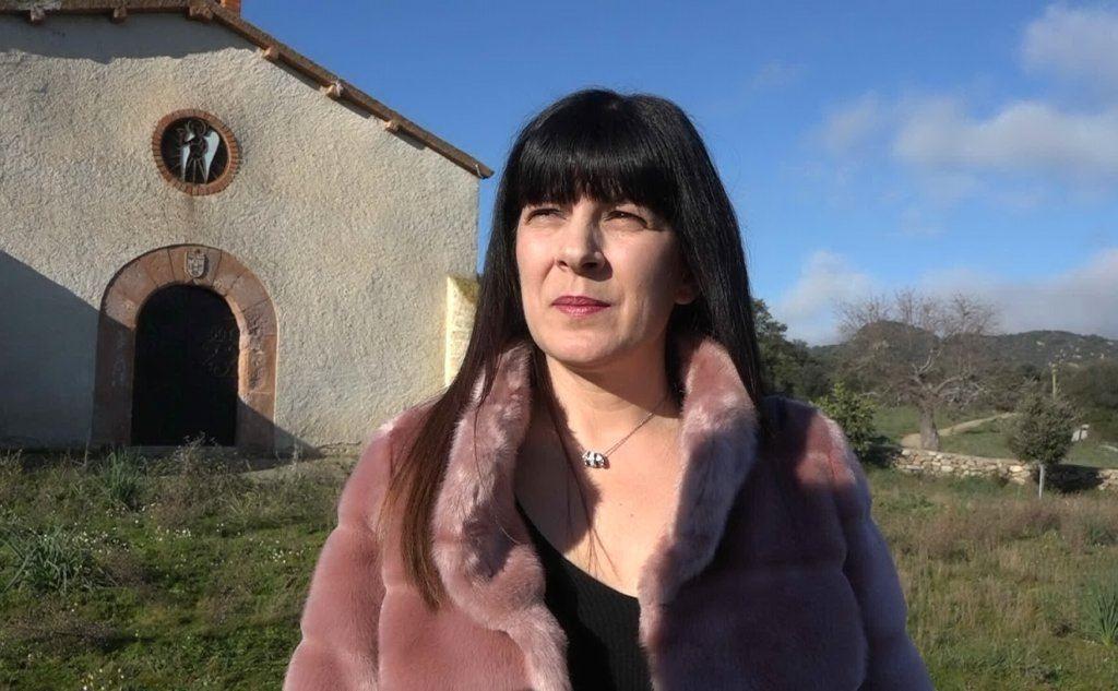 Ester Satta (foto Locci)
