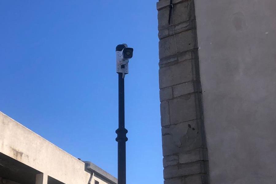 Senorbì, scatta il piano di sicurezza con il sistema di videosorveglianza