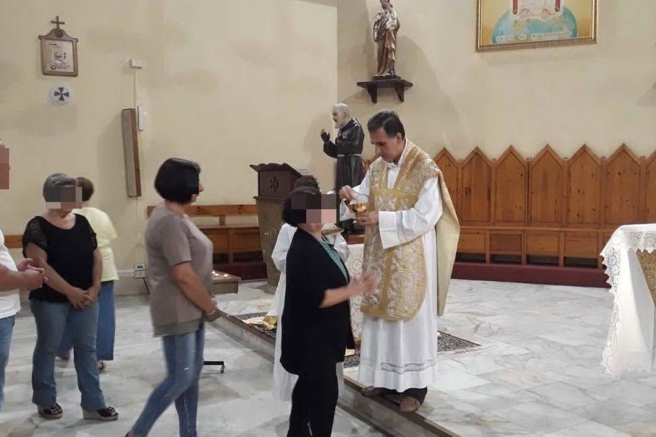 Sinnai, domenica don Piludu nella nuova parrocchia