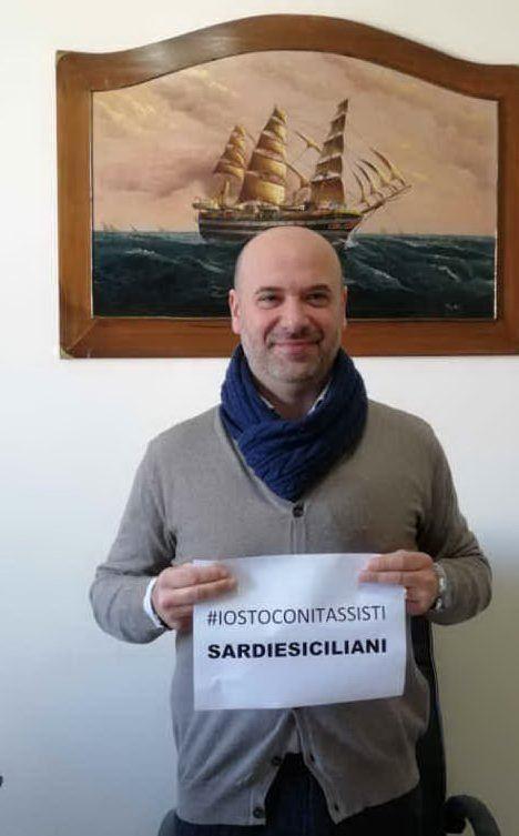 Angelo Sciacca (foto Sindacato italiano libero trasporti)