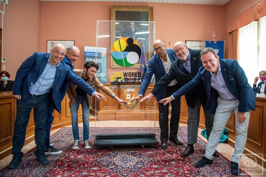 Mondiali di biliardo a Calangianus: svelato il logo ufficiale