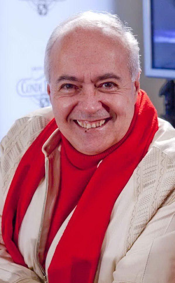Una recente immagine di José Luis Moreno (foto Zeleb)