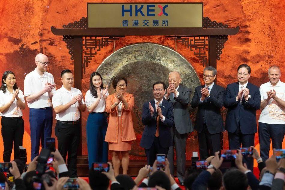Alibaba vola, forte debutto sui mercati